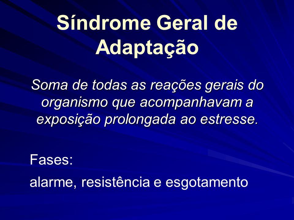 Síndrome Geral de Adaptação