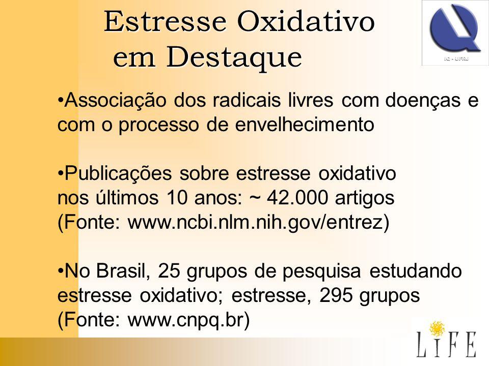 Estresse Oxidativo em Destaque