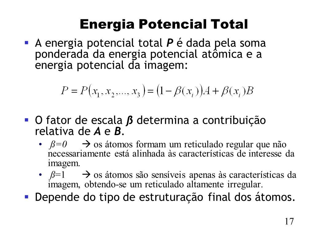 Energia Potencial Total