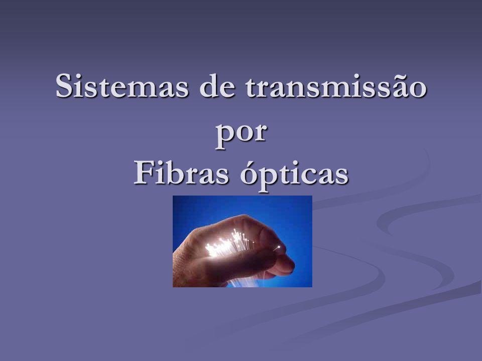 Sistemas de transmissão por Fibras ópticas