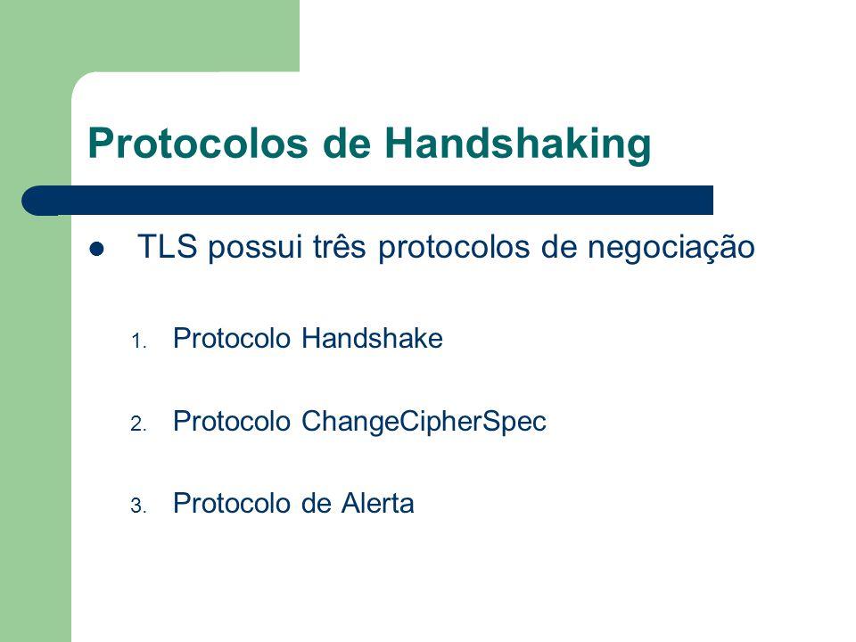 Protocolos de Handshaking