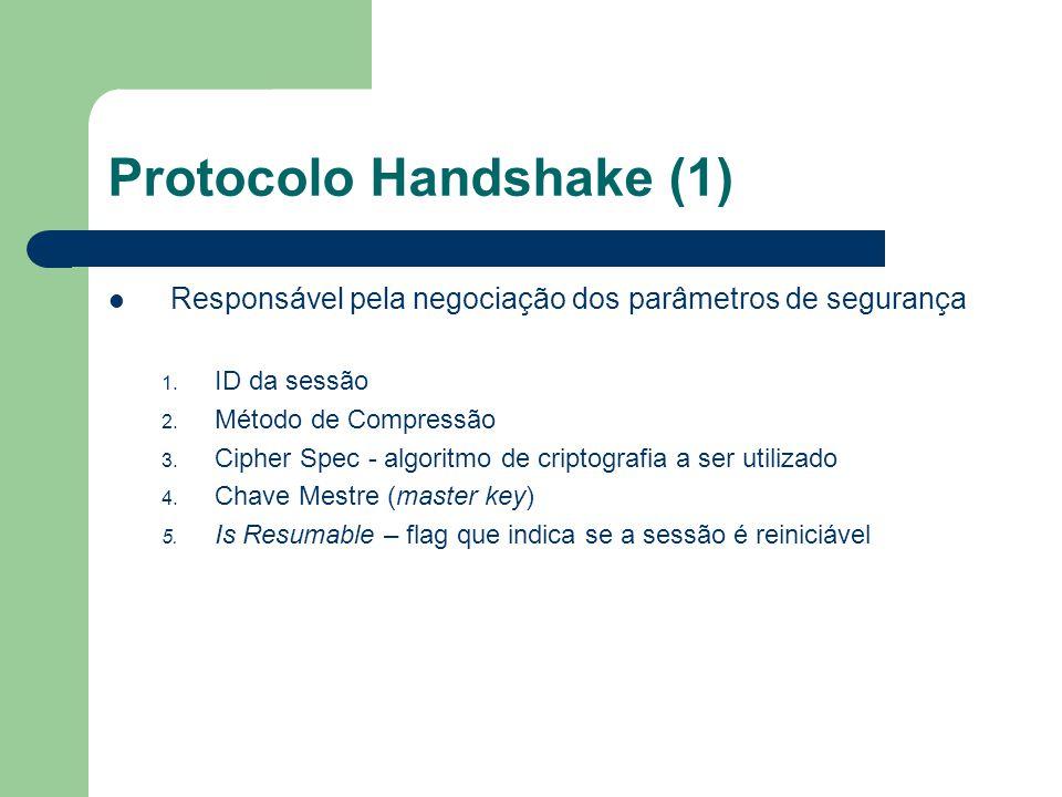 Protocolo Handshake (1)