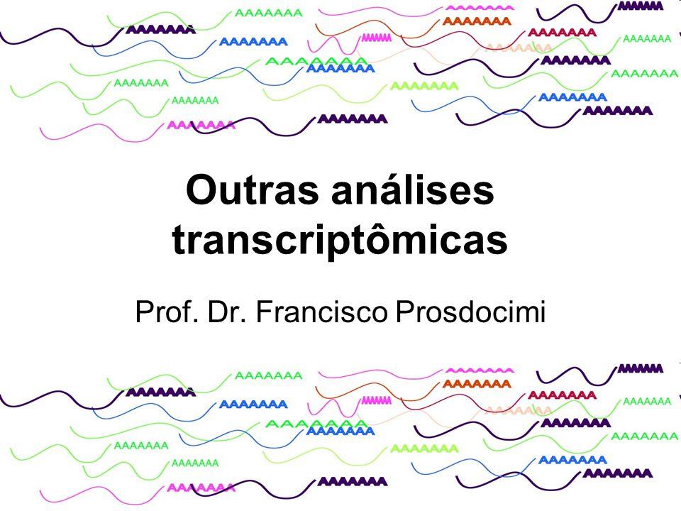 Outras análises transcriptômicas
