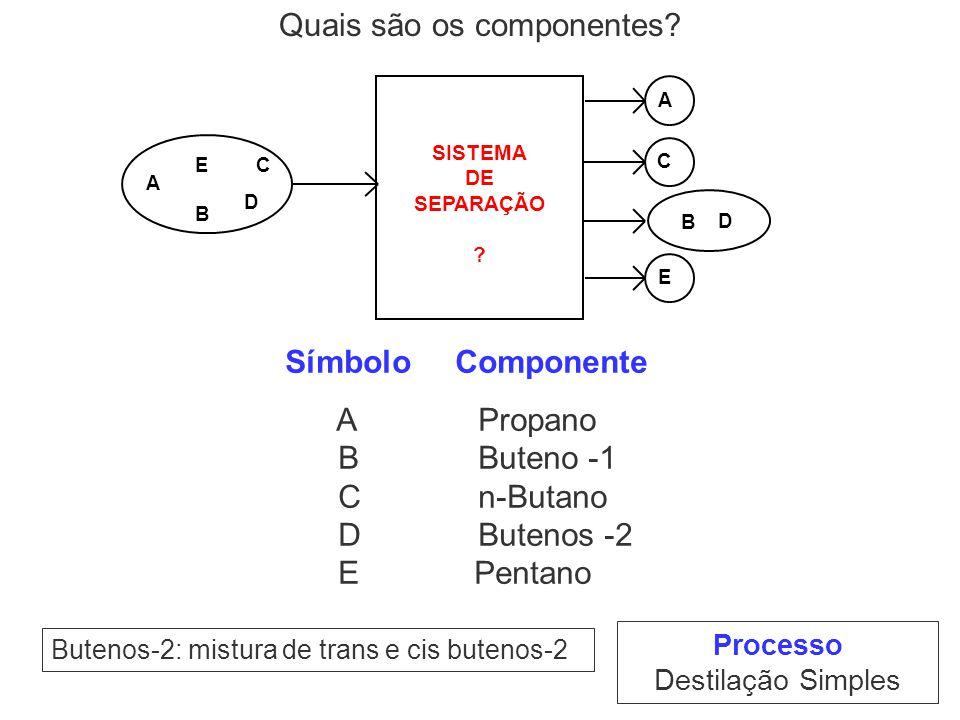 Quais são os componentes