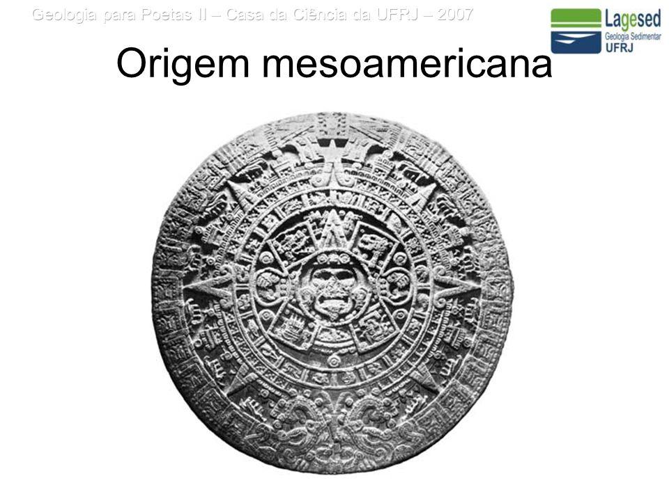 Origem mesoamericana