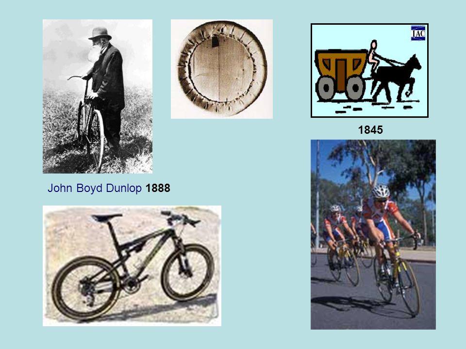 1845 John Boyd Dunlop 1888