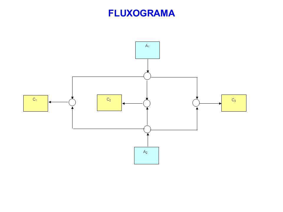 FLUXOGRAMA C1 A1 A2 C3 C2