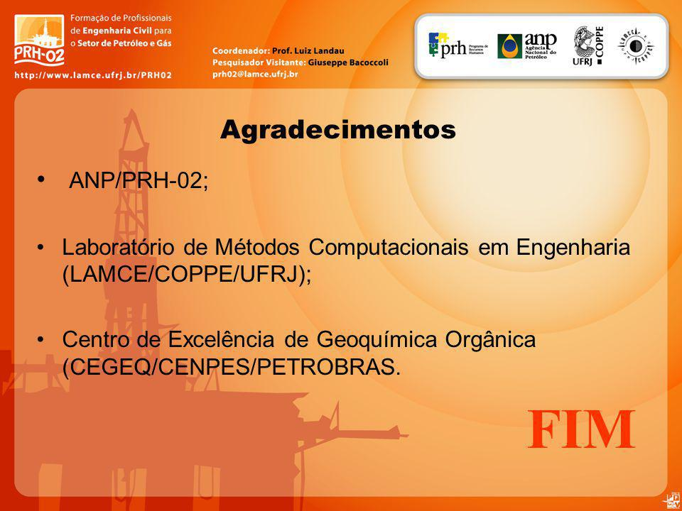 FIM Agradecimentos ANP/PRH-02;