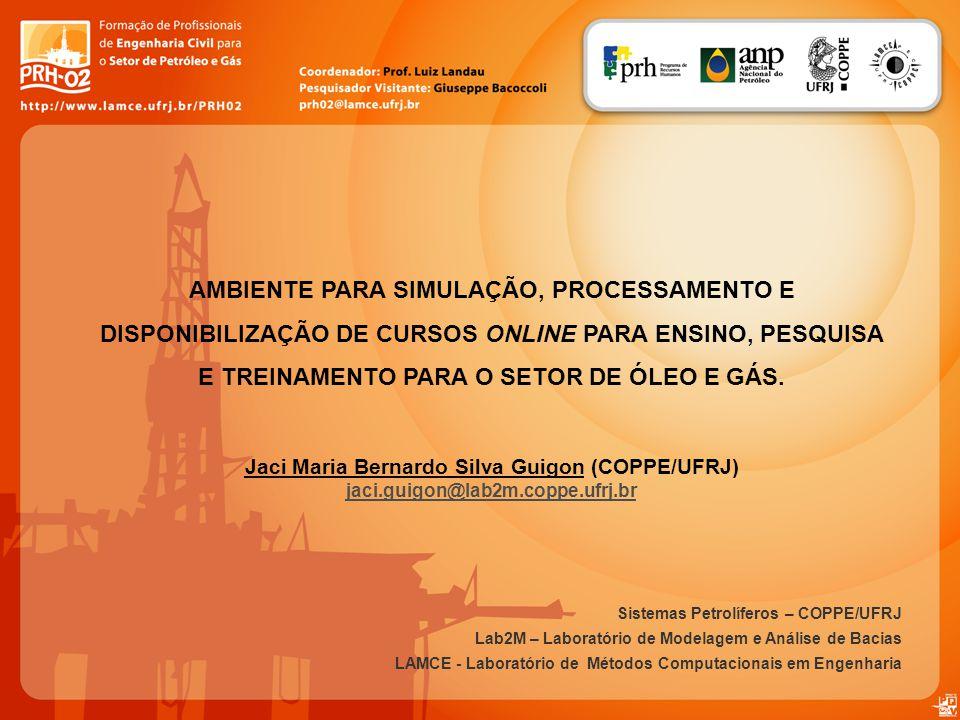 Jaci Maria Bernardo Silva Guigon (COPPE/UFRJ)