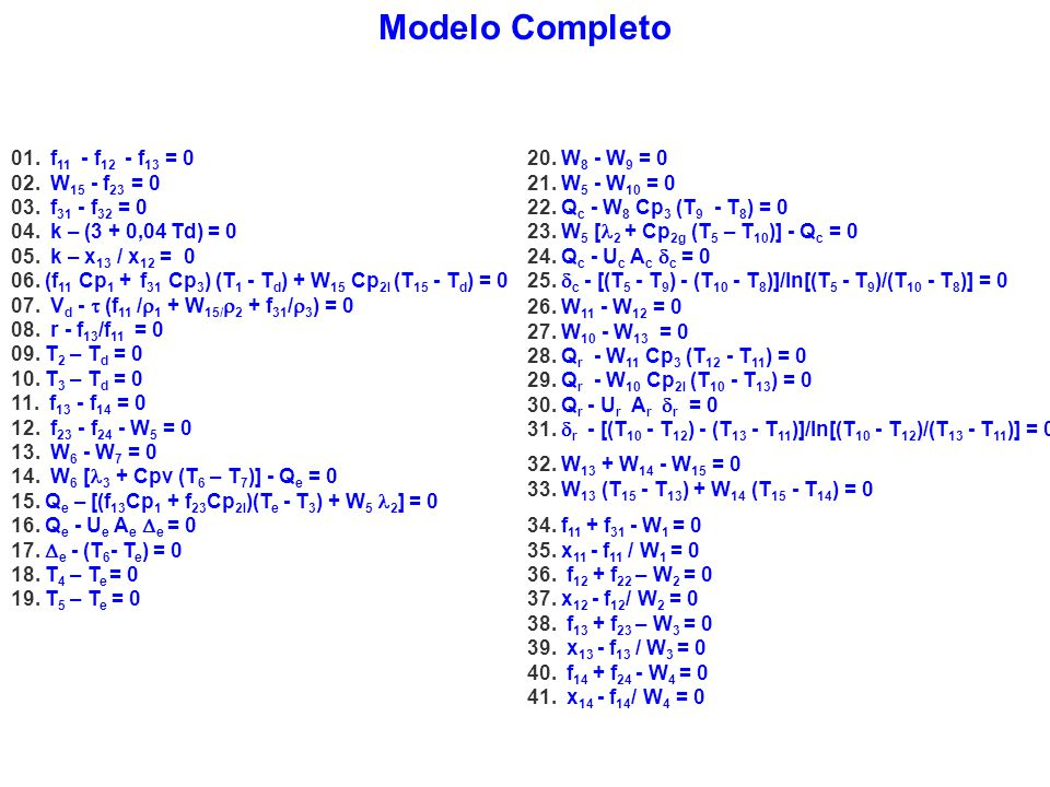 Modelo Completo