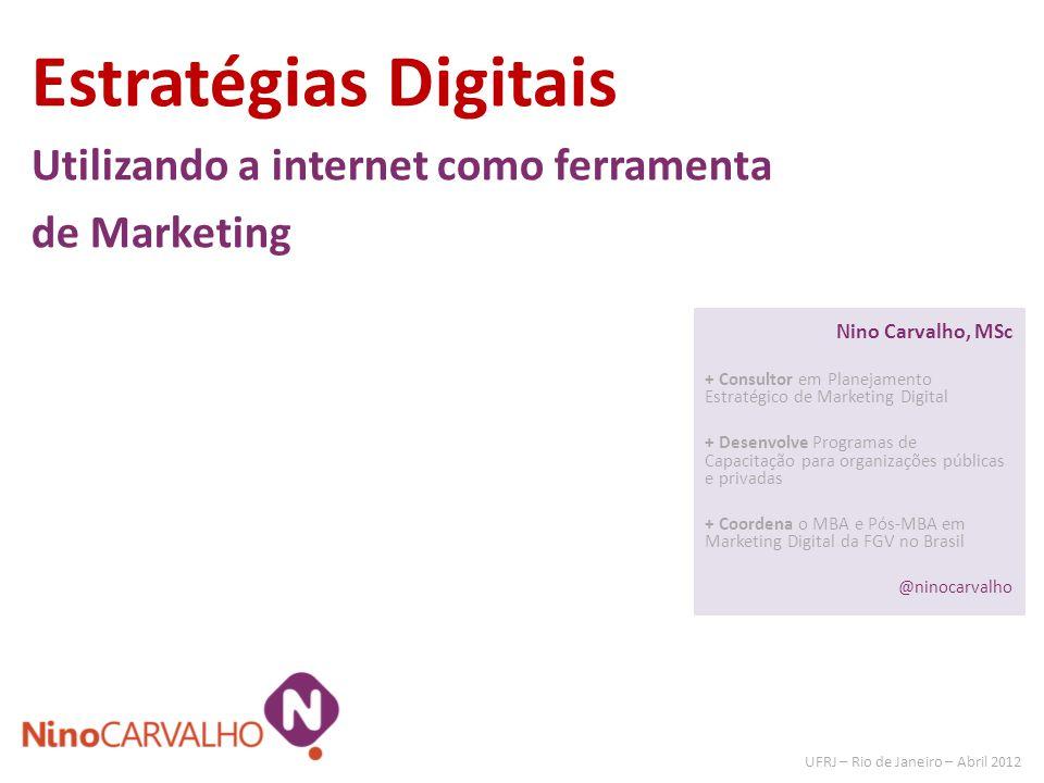 Estratégias Digitais Utilizando a internet como ferramenta