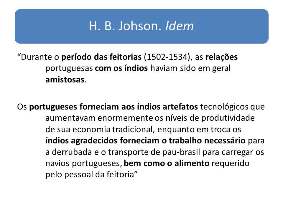 H. B. Johson. Idem
