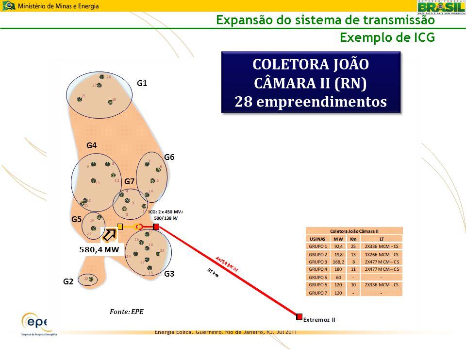 COLETORA JOÃO CÂMARA II (RN)