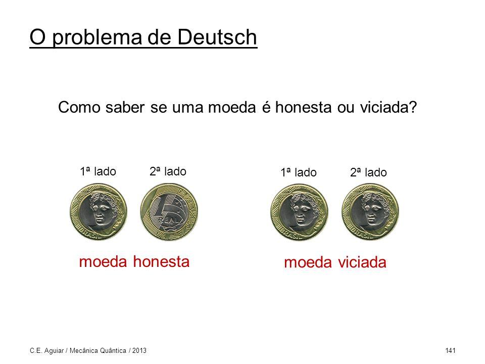 Como saber se uma moeda é honesta ou viciada