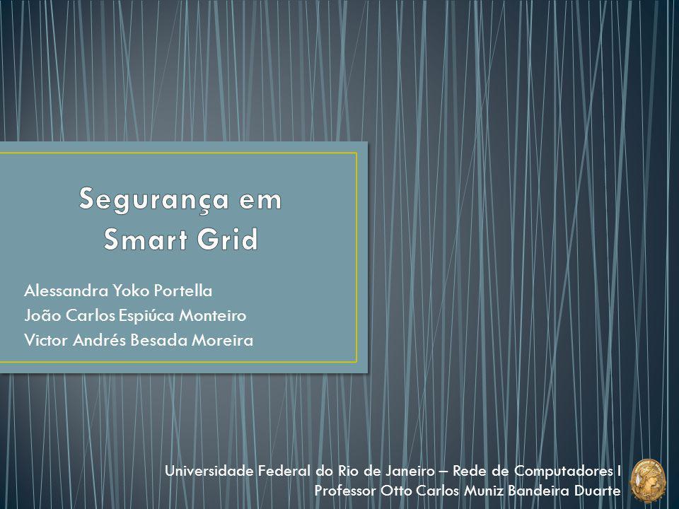 Segurança em Smart Grid