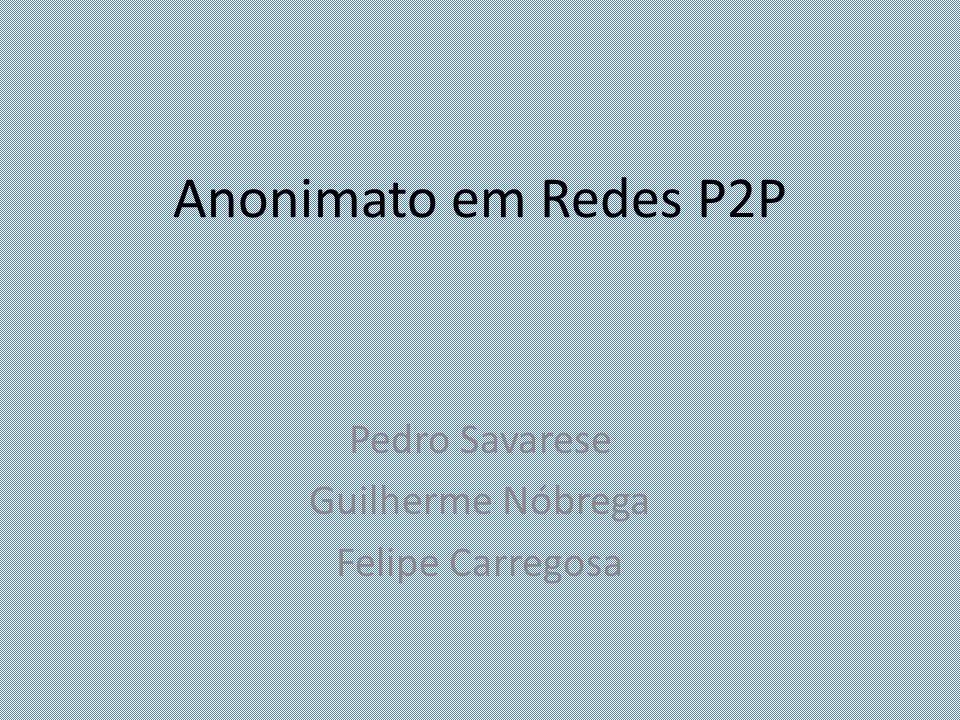 Pedro Savarese Guilherme Nóbrega Felipe Carregosa