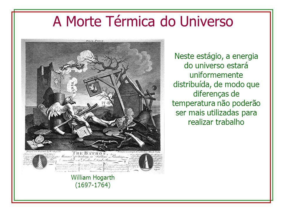 A Morte Térmica do Universo