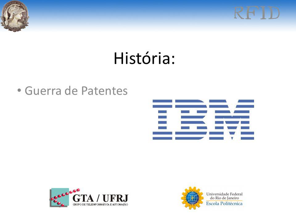 História: Guerra de Patentes