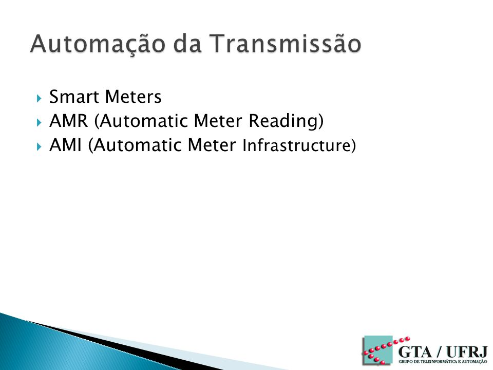 Automação da Transmissão