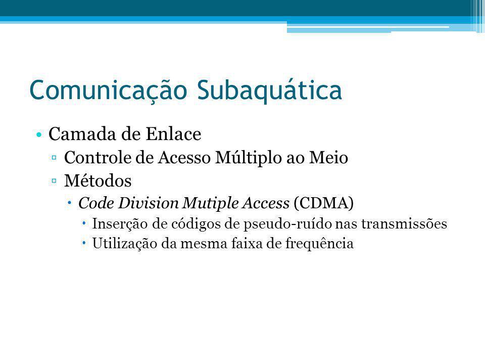 Comunicação Subaquática