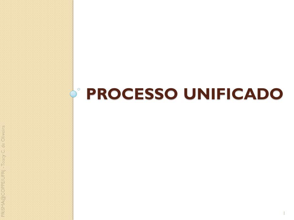 Processo Unificado PRISMA@COPPE/UFRJ - Toacy C. de Oliveira