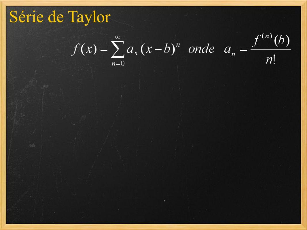 Série de Taylor