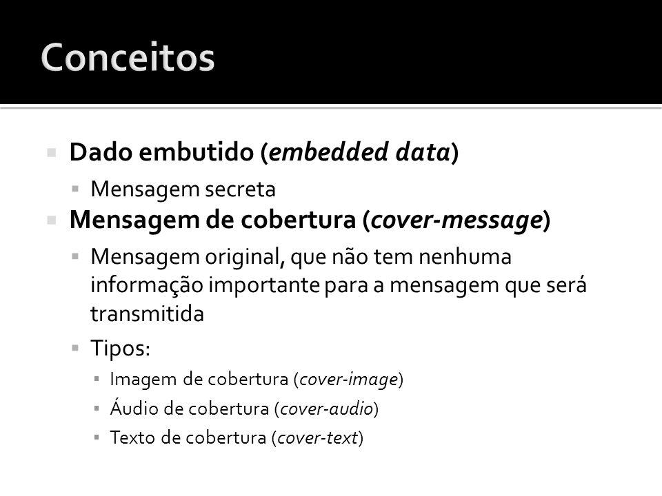 Conceitos Dado embutido (embedded data)