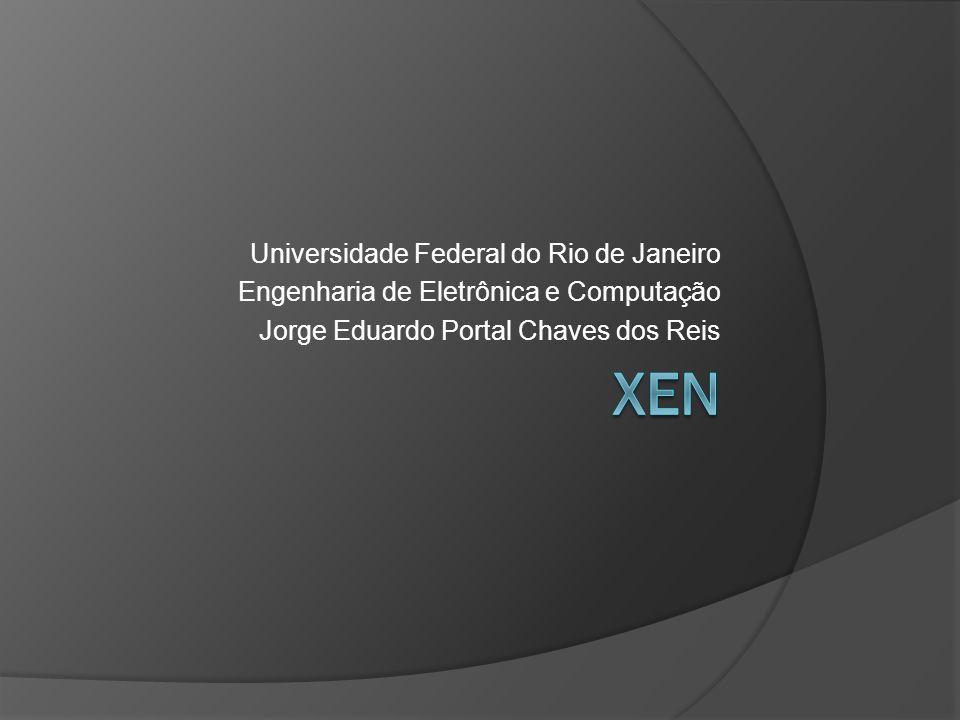 XEn Universidade Federal do Rio de Janeiro