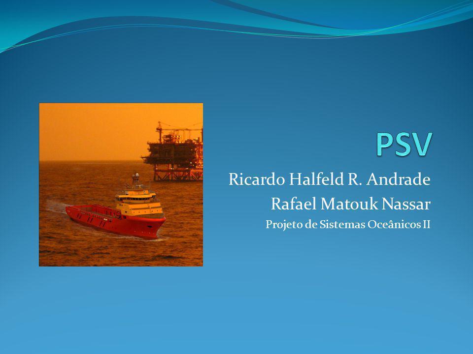 PSV Ricardo Halfeld R. Andrade Rafael Matouk Nassar