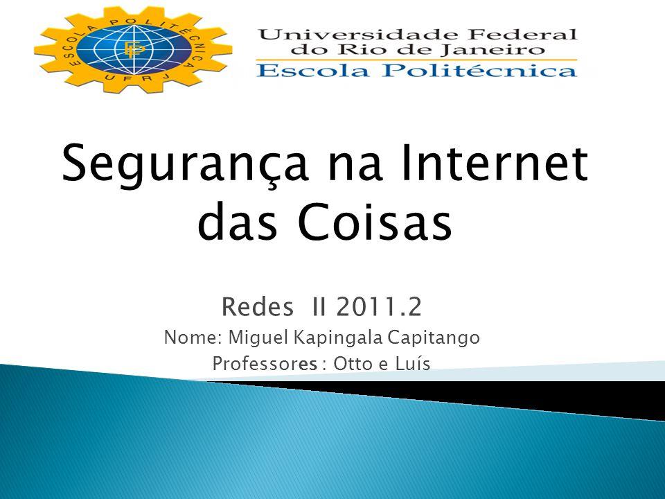 Segurança na Internet das Coisas