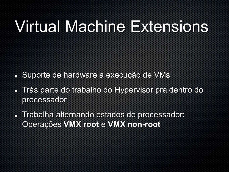 intel machine extensions