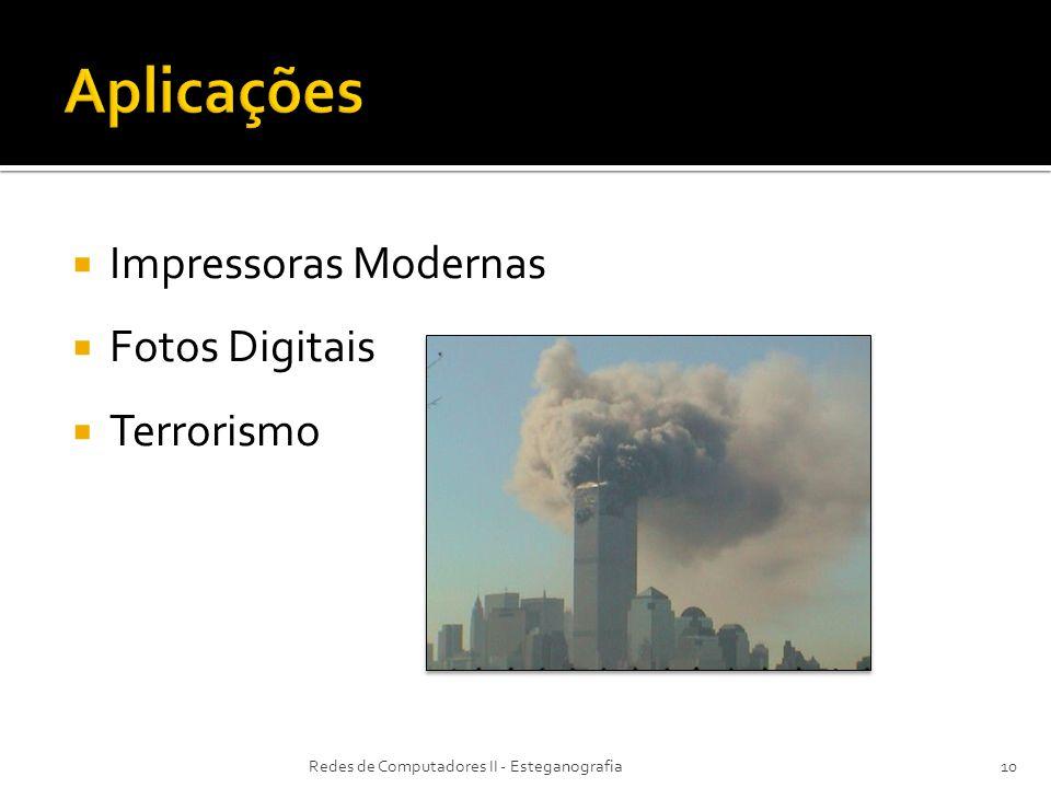 Aplicações Impressoras Modernas Fotos Digitais Terrorismo