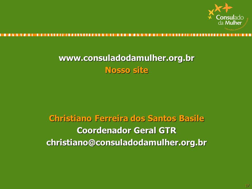 Christiano Ferreira dos Santos Basile