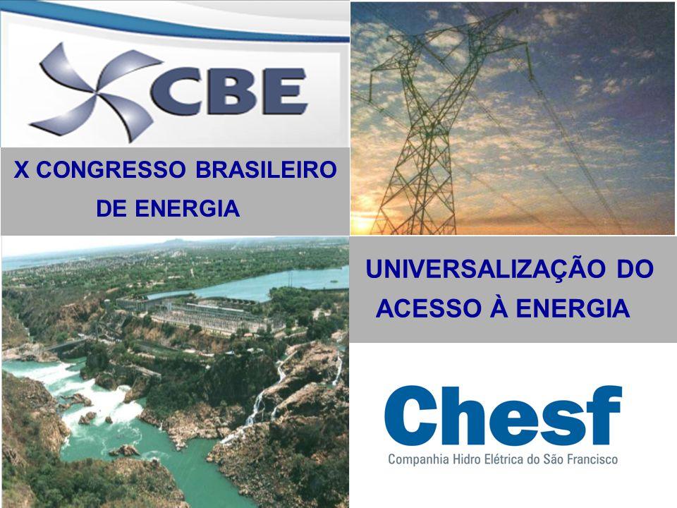 X CONGRESSO BRASILEIRO