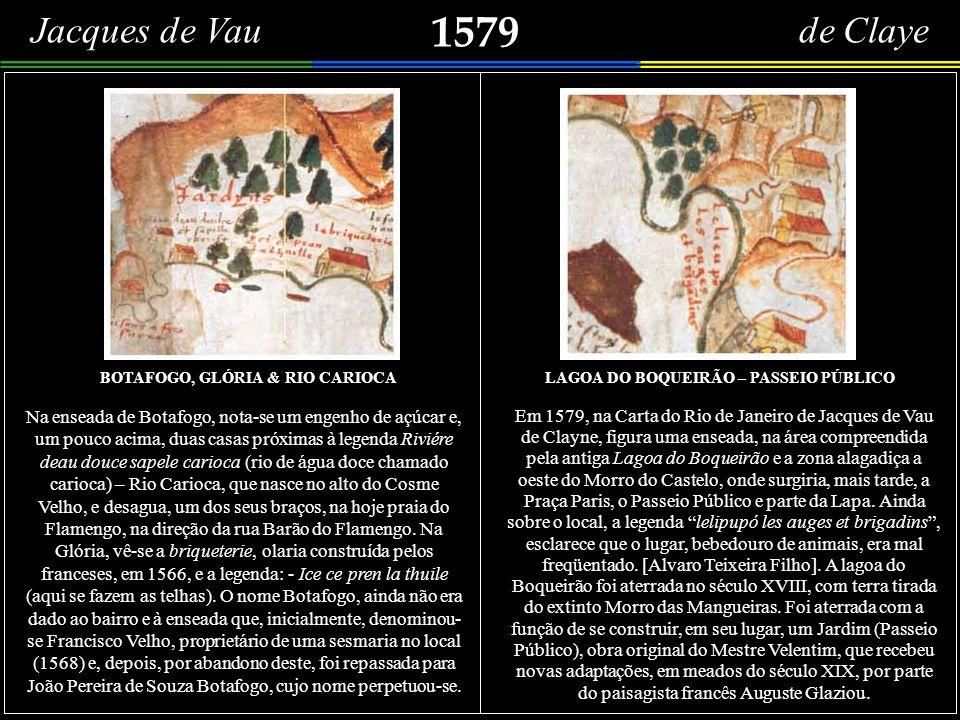 Jacques de Vau de Claye 1579. Le vrai pourttraict de Gèneure et du Cap de Frie.