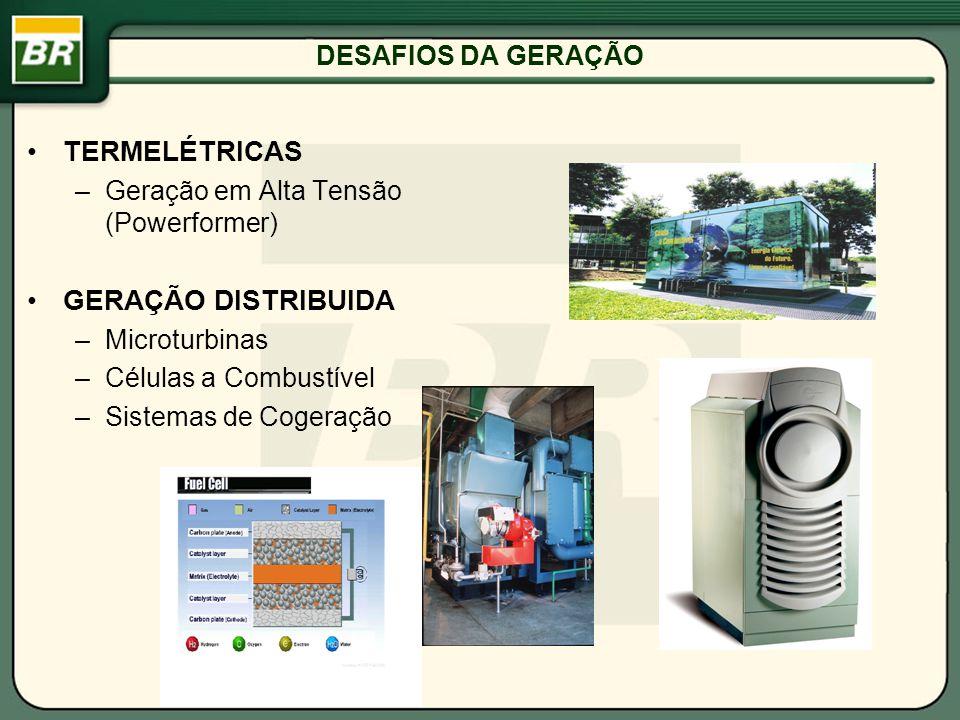 TERMELÉTRICAS GERAÇÃO DISTRIBUIDA DESAFIOS DA GERAÇÃO