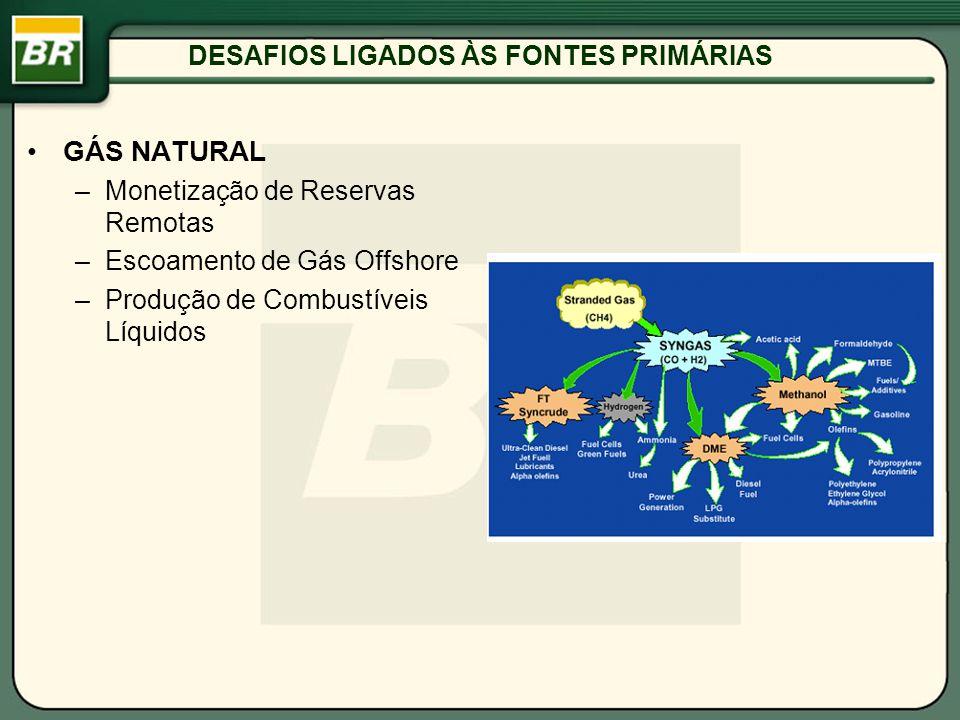 DESAFIOS LIGADOS ÀS FONTES PRIMÁRIAS