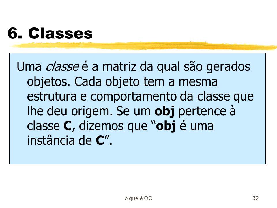 6. Classes