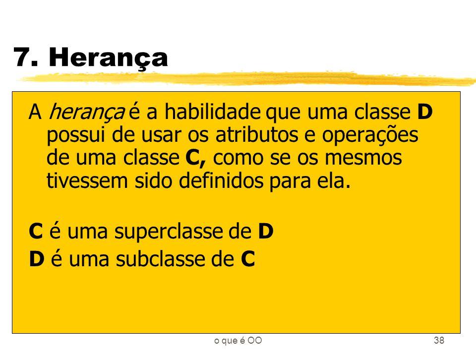 7. Herança