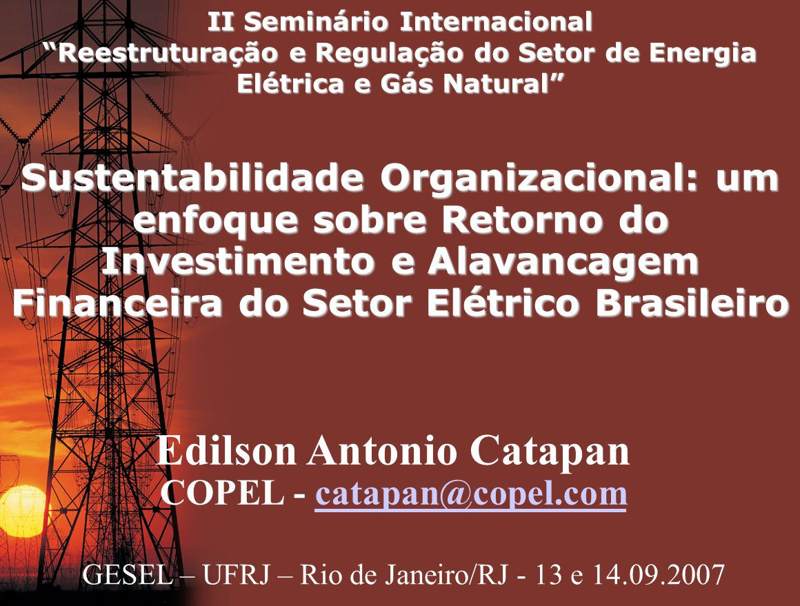 Edilson Antonio Catapan