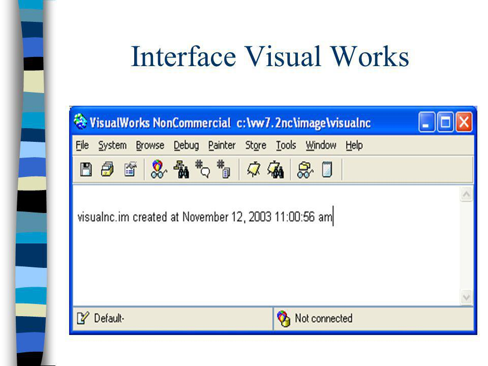Interface Visual Works