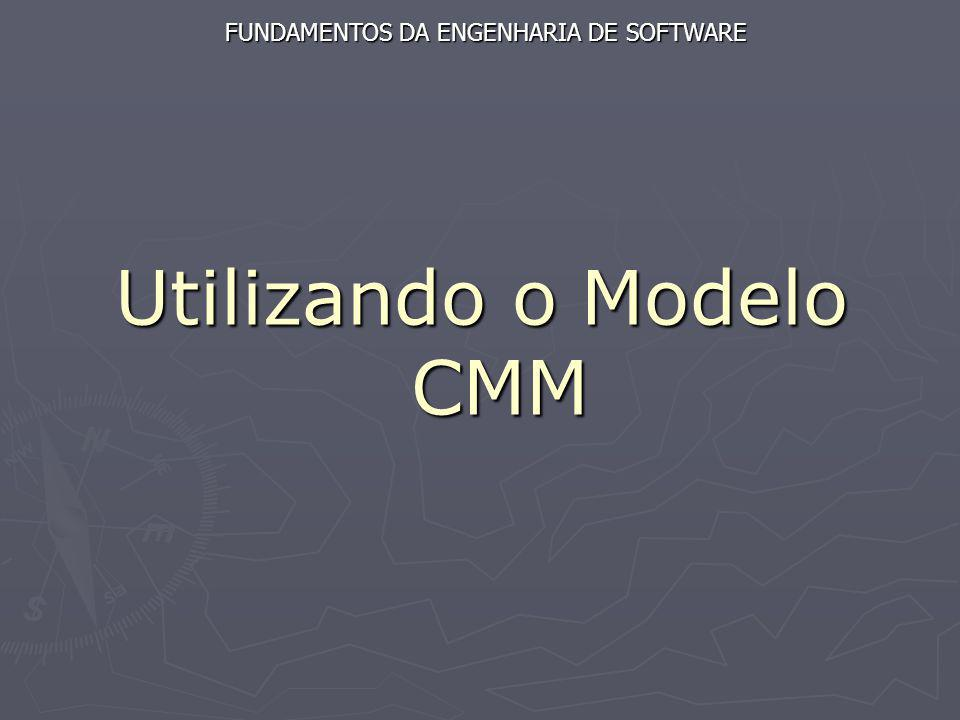 Utilizando o Modelo CMM
