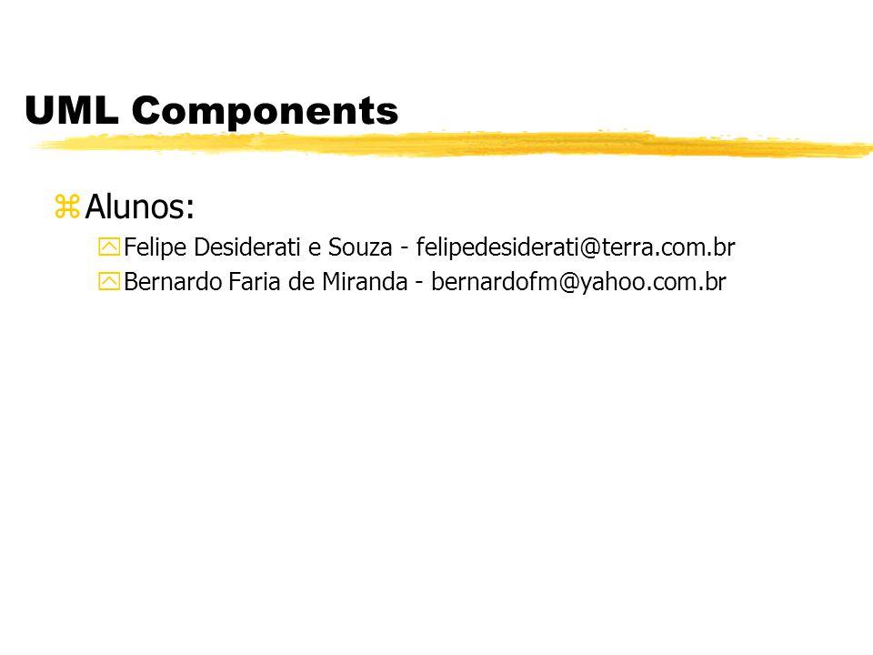 UML Components Alunos:
