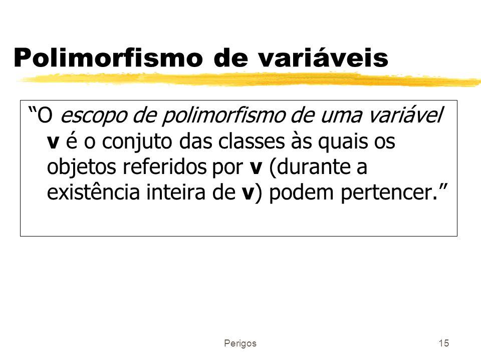 Polimorfismo de variáveis