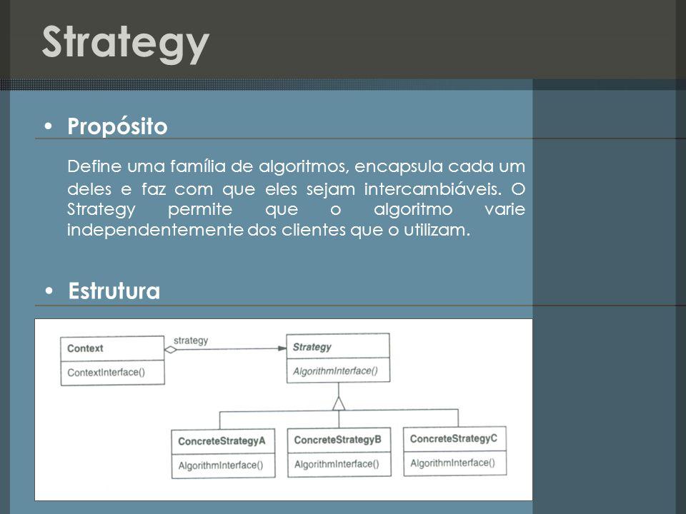 Strategy Propósito.