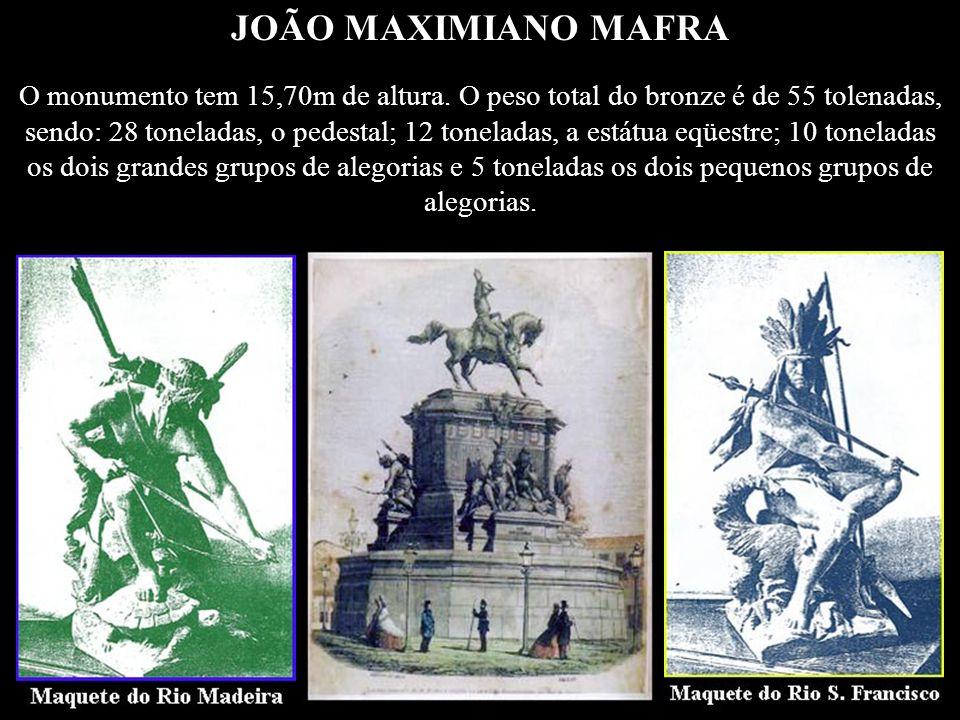 25 de maio de 1908 JOÃO MAXIMIANO MAFRA