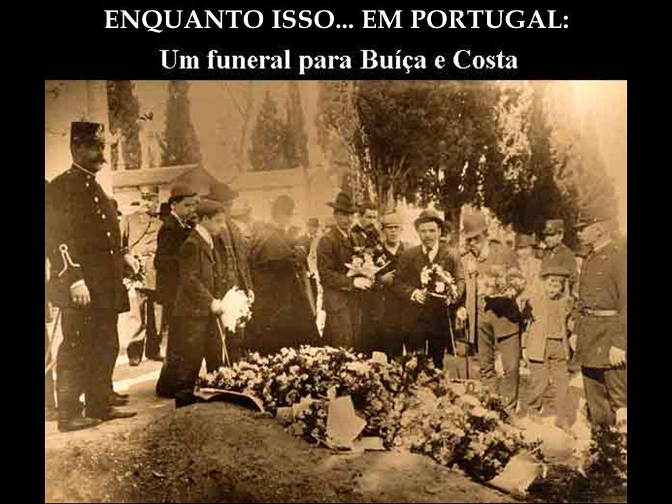 1 de fevereiro de 1908 ENQUANTO ISSO... EM PORTUGAL: