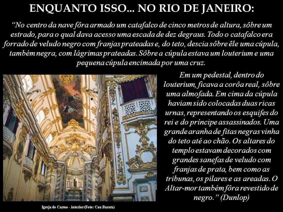 28 de fevereiro de 1908 ENQUANTO ISSO... NO RIO DE JANEIRO: