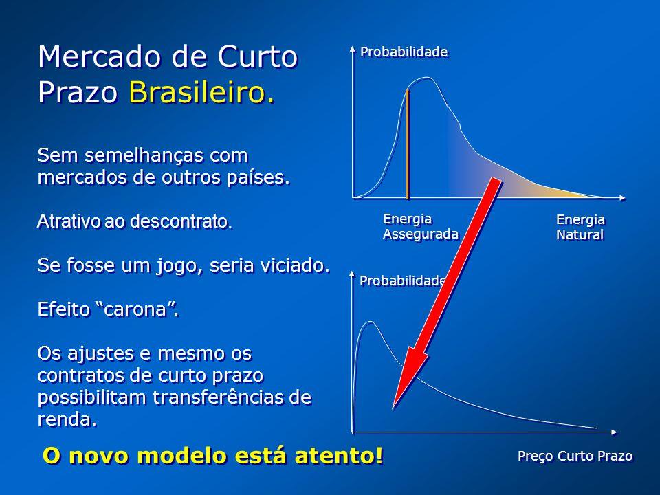 Mercado de Curto Prazo Brasileiro.