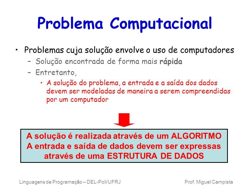 Problema Computacional